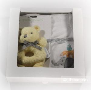 Подарок-набор для новорожденного «ВИННИ ПУХ», размер 0-3 м