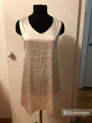 Шелковое платье, Гравитейт,  размер XS-S (40)