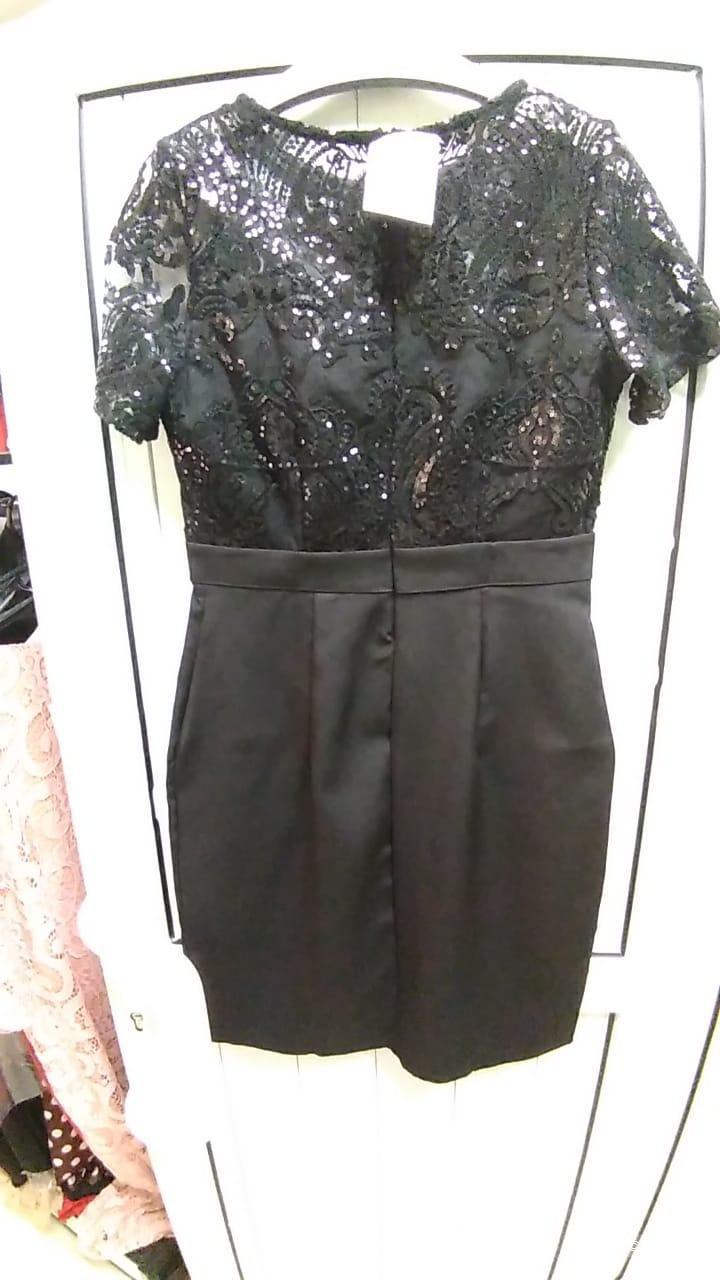 Облегающее праздничное платье . Размеры 44.46