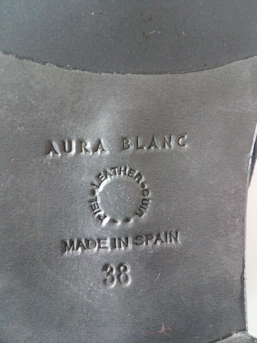 Сапоги Aura Blanc, 37,5-38 RUS