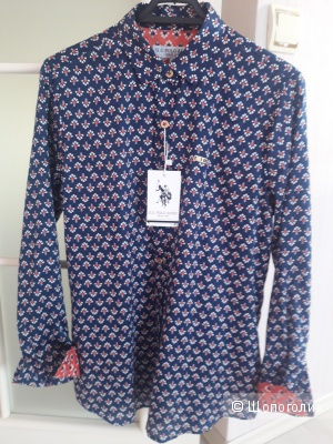 Рубашка U.S.Polo ASSN, XS
