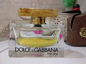 Dolce & Gabbana The One парфюм 35мл из 75мл