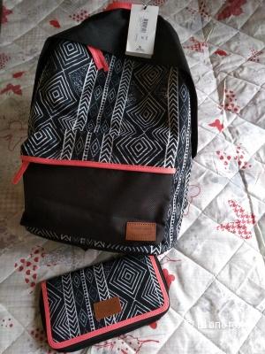 Рюкзак и кошелёк RIPCURL