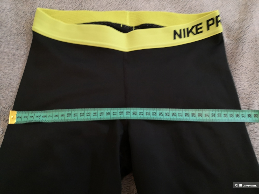 Тайтсы Nike Pro, размер М (на 48-50)