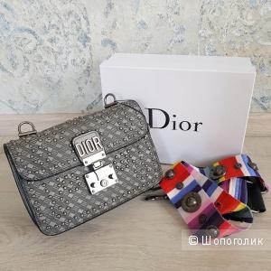 Сумка Dior (серая)
