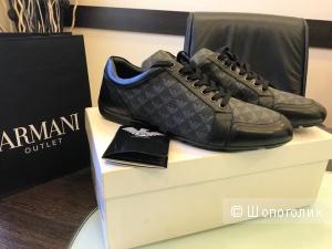 Мужские ботинки Emporio Armani, размер 44
