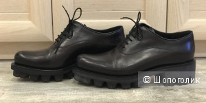 Ботинки Prada, размер 38.5