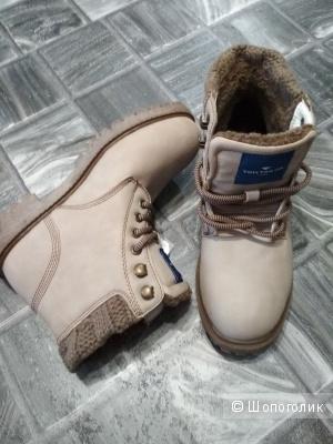 Ботинки tom tailor размер 35