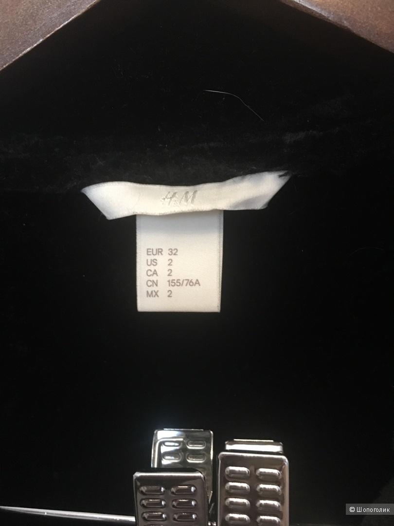 Куртка авиатор HM XS