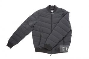 Мужская куртка пуховик Armani Jeans, размер 54 (L-XL)