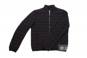 Мужская куртка пуховик Armani Jeans, размер 52, 58