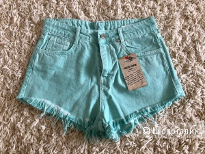 Шорты джинсовые Cracpot 27размер