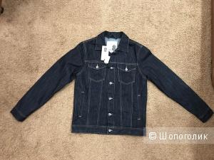 Куртка джинсовая мужская брэнд 8 италия.