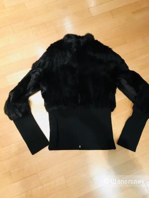Меховая куртка Mango M (44 - 46)