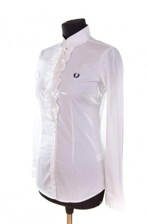 Женская рубашка Fred Perry, размер XS, S, M