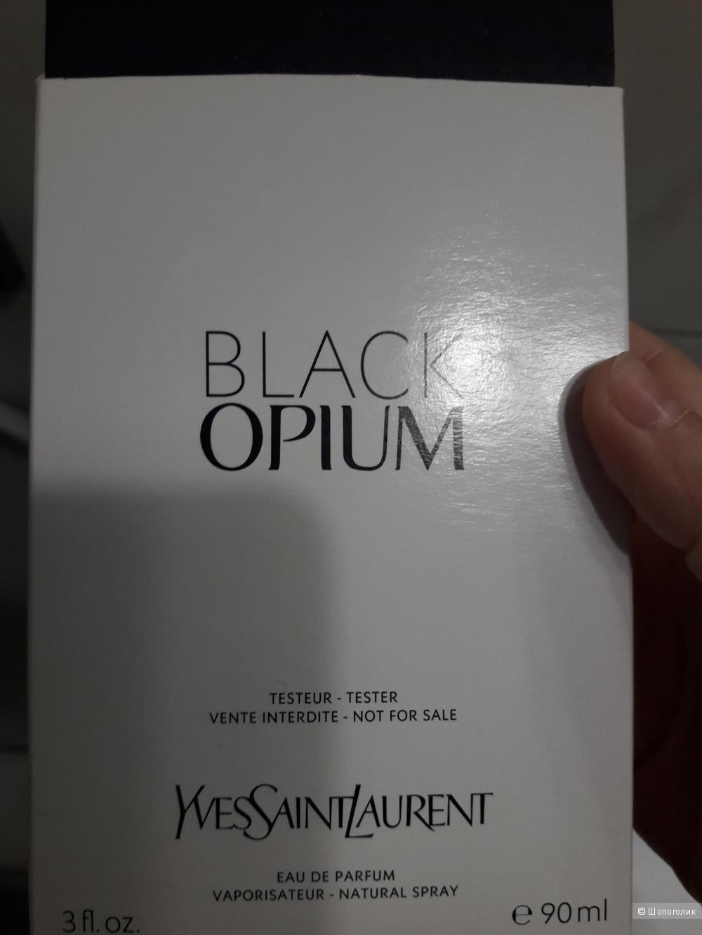 Духи,Black Opium,YSL,90 ml.