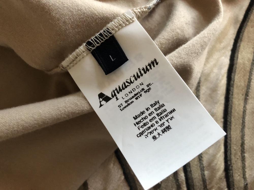 Лонгслив кофта Aquascutum, L