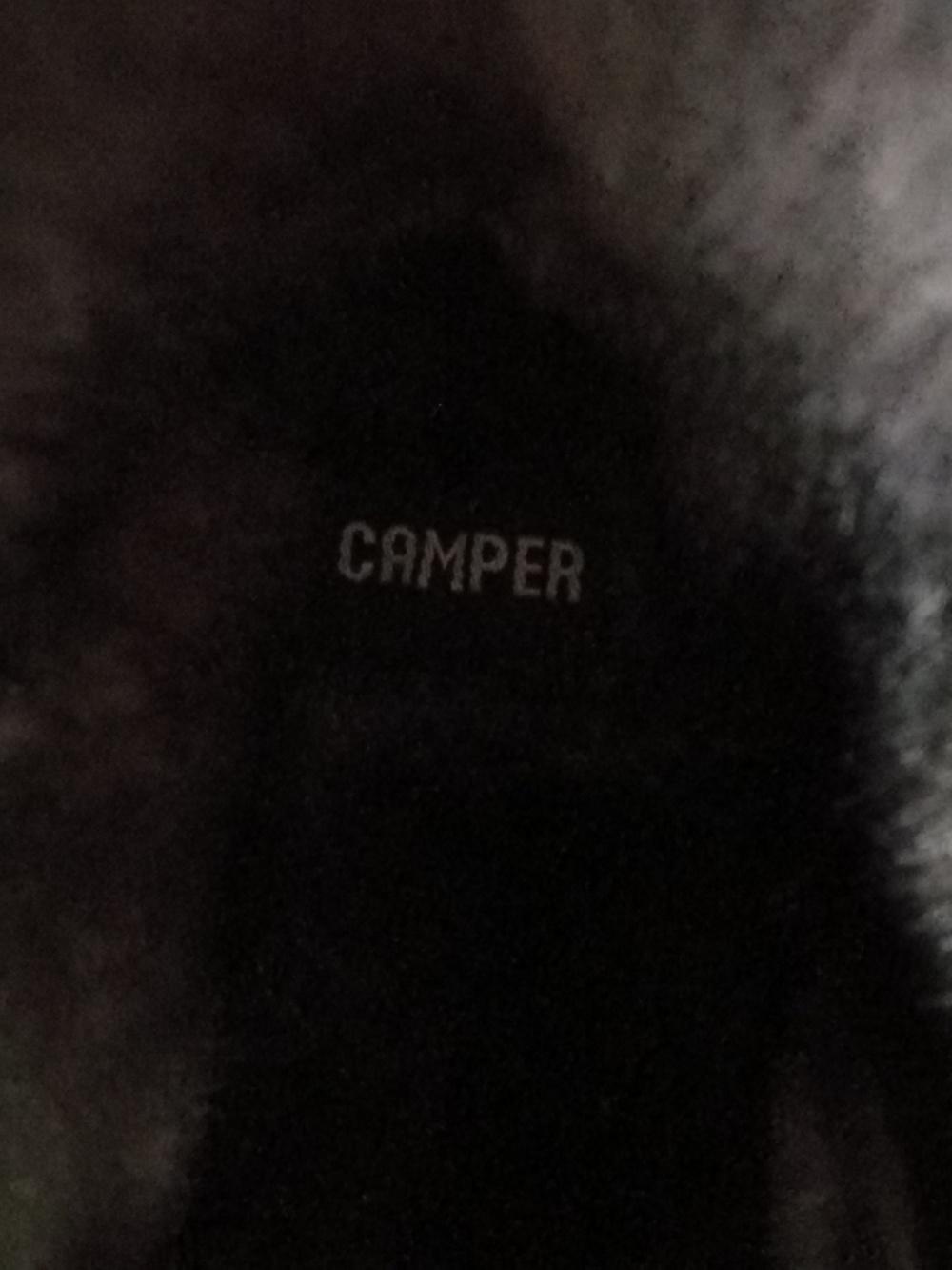 Зимние ботильоны Camper , размер 39.