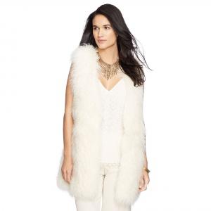 Жилет Ralph Lauren Faux-Shearling Vest, размер S