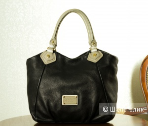 Сумка-тоут женская - Marc by Marc Jacobs Classic Q Colorblock Fran, medium.