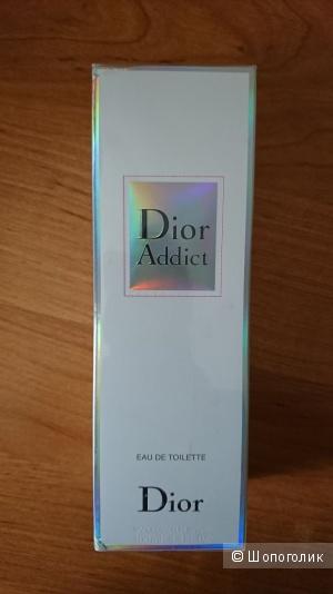 Туалетная вода Dior Addict Eau De Toilette 100мл