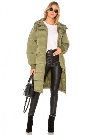 Пальто-пуфер  LONG RAGLAN, Free People, размер 42-48