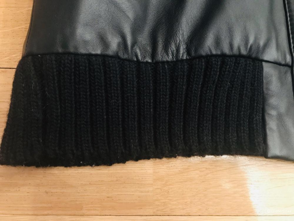 Куртка кожаная с мехом Intuition IT3 (M-L)