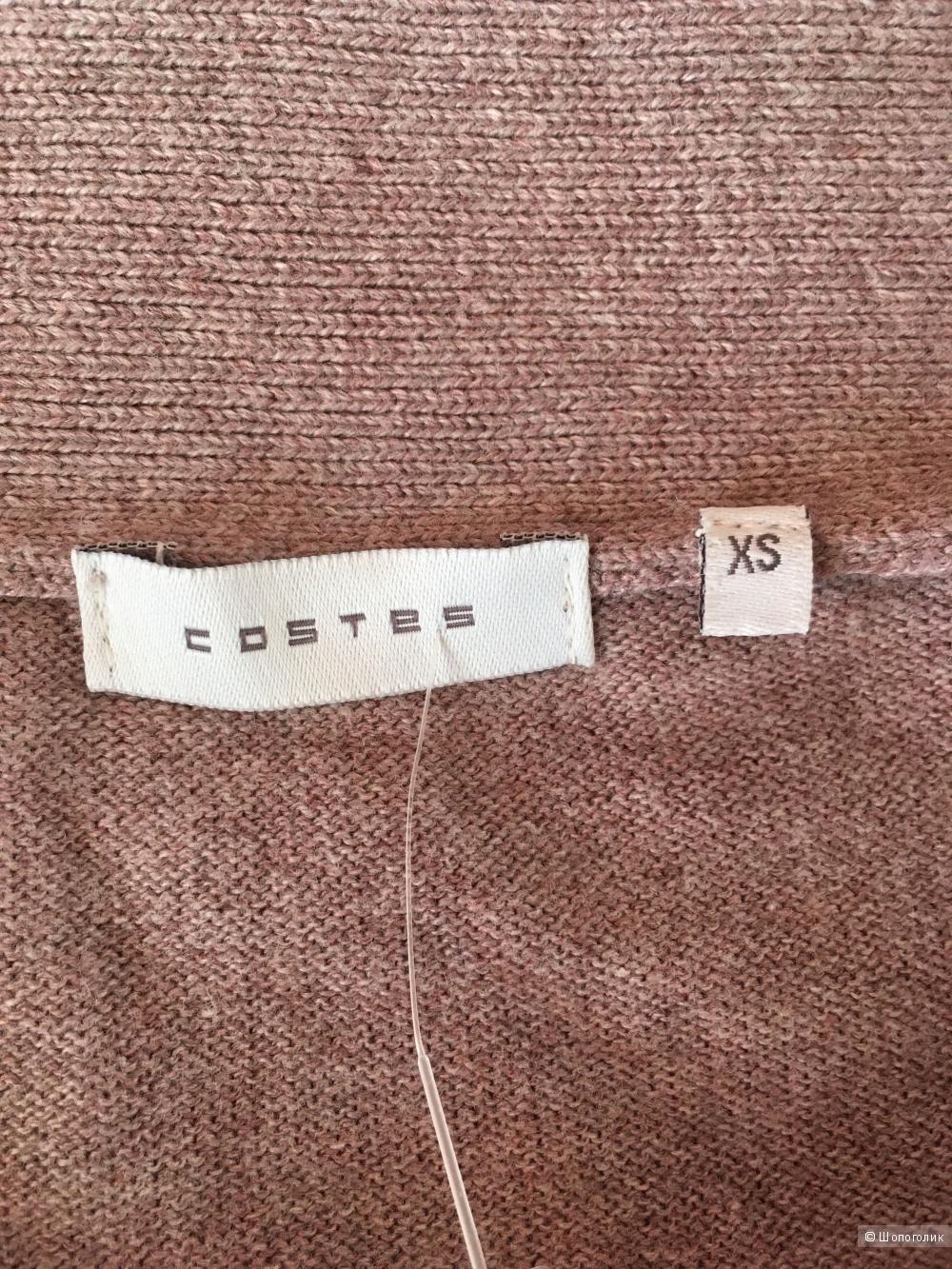 Длинный кардиган/туника Costes, размер XS