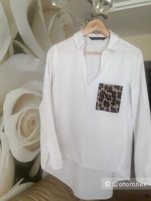 Блузка Zara 42-44