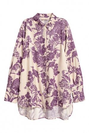 Блуза H&M 36 р (44 - 48 )рос.