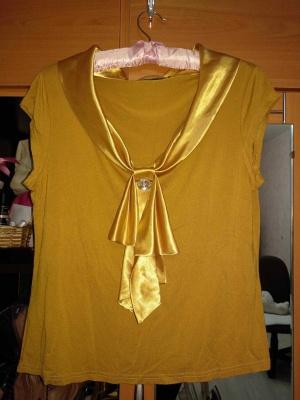 Блузка/футболка 46-48-50 no name