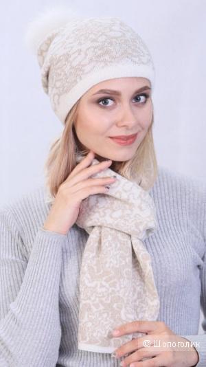 Комплект шапка+шарф Shapkoff,one size