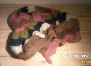 Комплект шапка и шарф, Di Daneli, one size