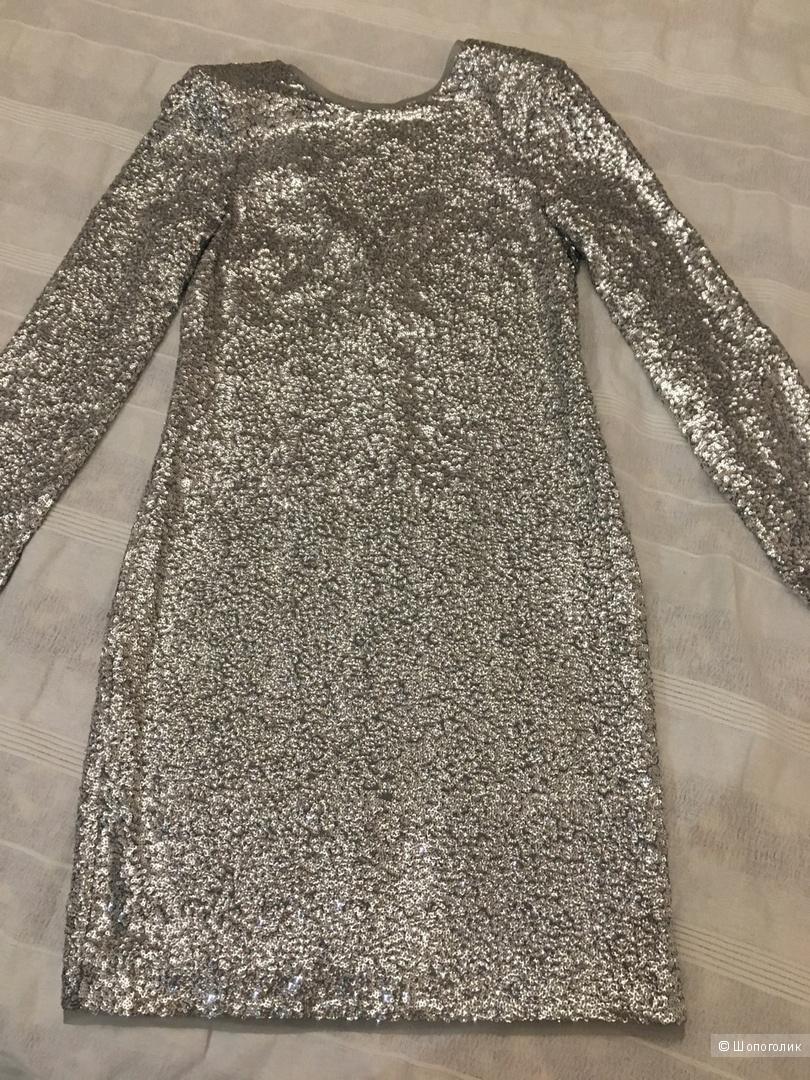 Платье HM евро 36