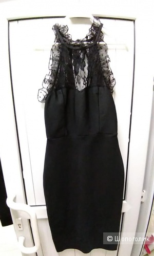 Бандажное платье . Размеры 44.46