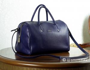 Сумка женская satchel - Furla Alissa Bauletto, medium.