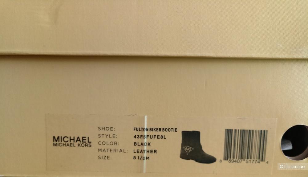 Сапоги Michael Kors размер 8,5М/38-39