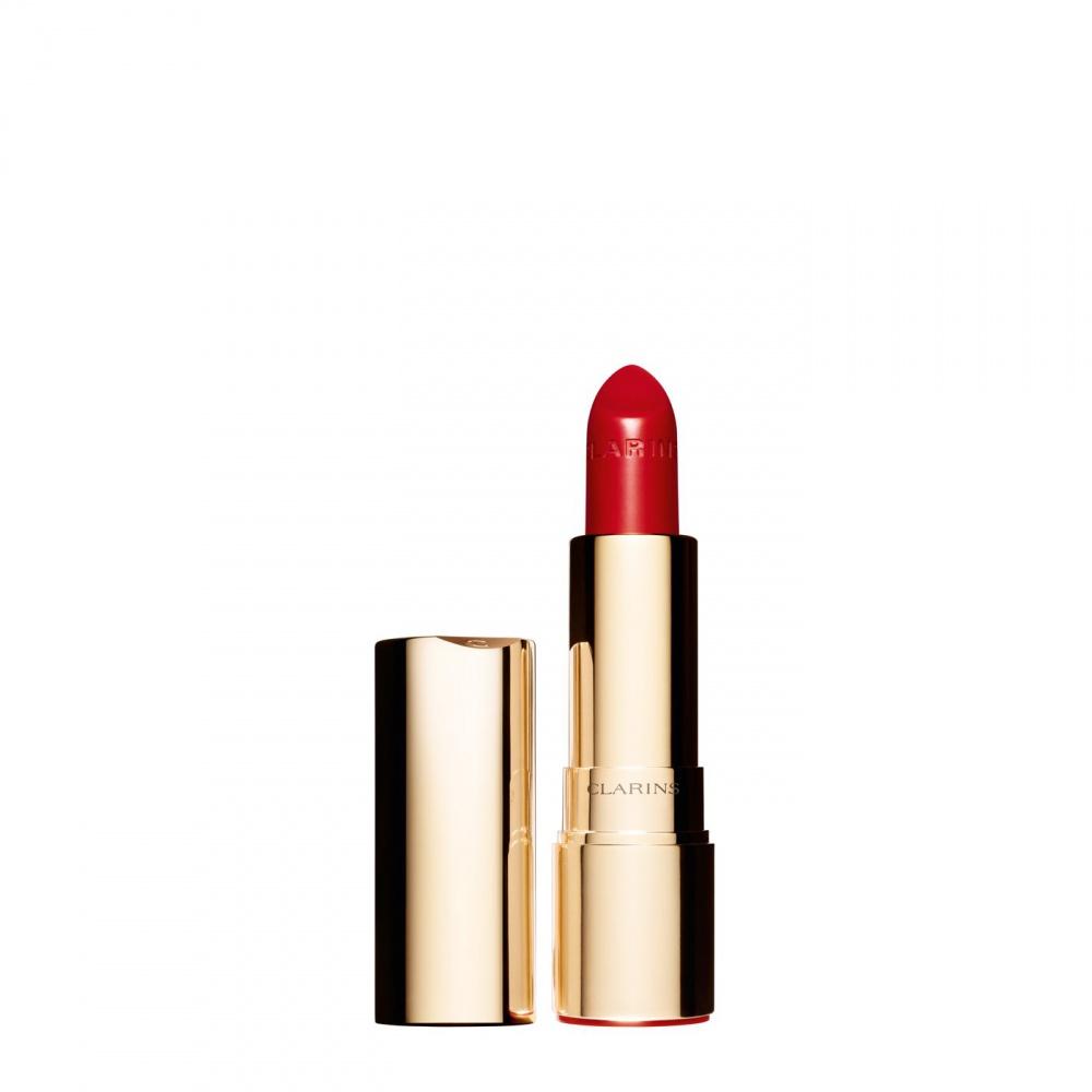 Помада блеск Clarins Joli Rouge Brillant 13 оттенок Cherry.