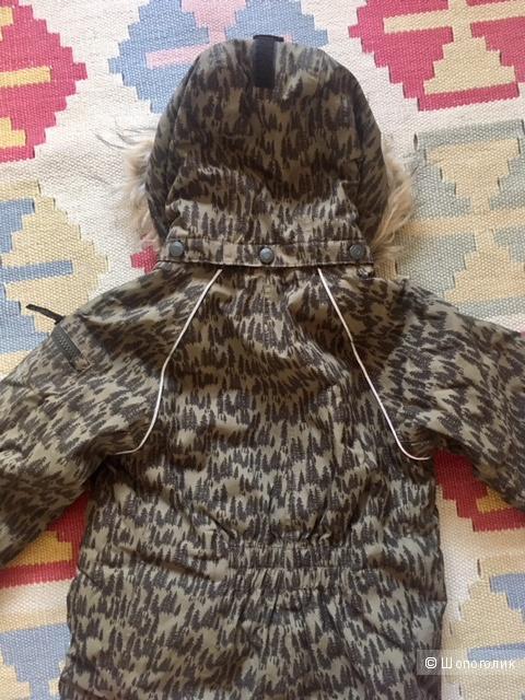Комбинезон зима POMPDELUX размер 116