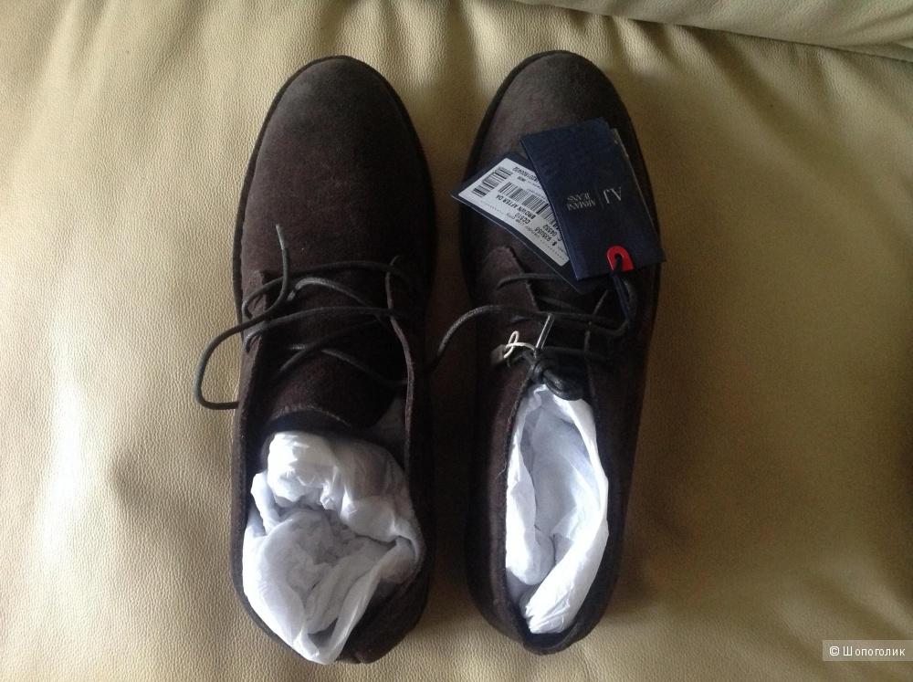 Ботинки Armani, размер 44