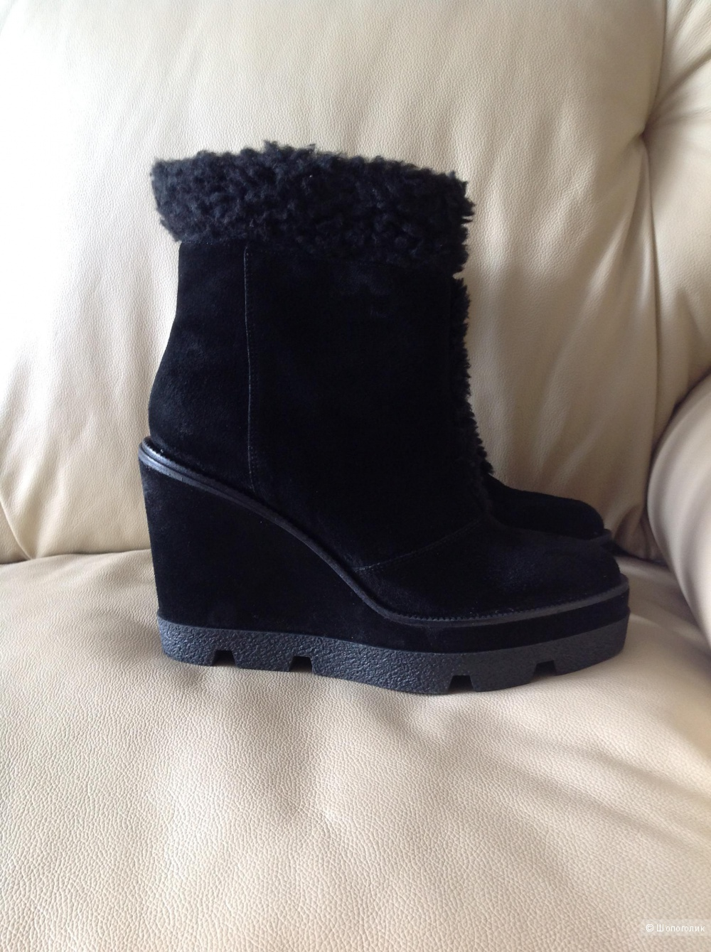 Ботинки Janet sport, размер 39-40