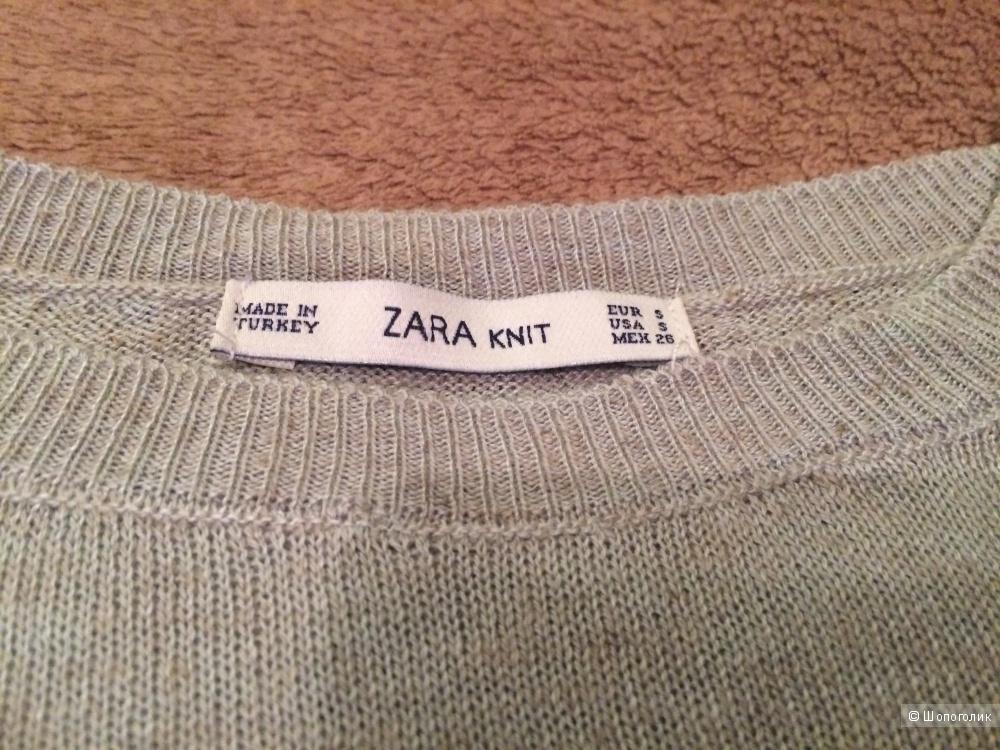 Свитер Zara размер S на 42-44 размер
