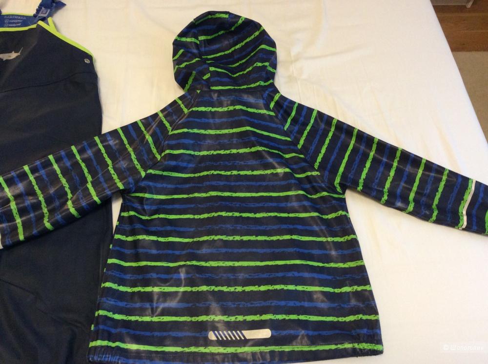 Непромокаемый ветрозащитный костюм Palomino р.122-128