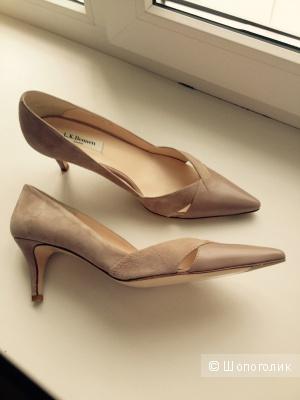 Туфли L.K.Bennett на подошве 40 размер