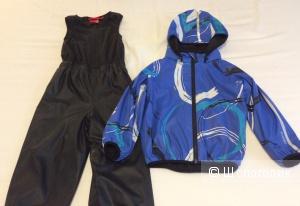 Утеплённый непромокаемый костюм Reima р.116