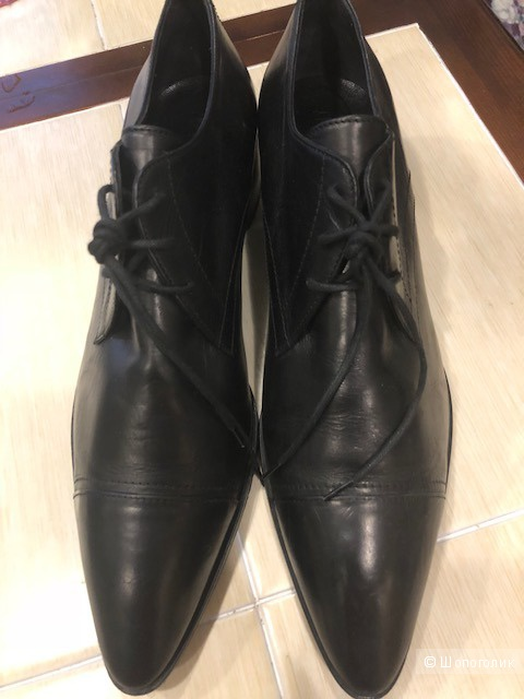 Ботинки на шнурках JIL SANDER,39