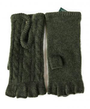 Перчатки/митенки  Lauren Ralph Lauren  one size