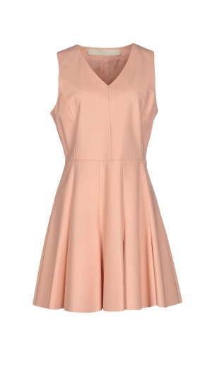 Кожаное платье DROME S-M (42р)