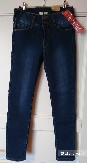 Утепленные джинсы, 28 размер