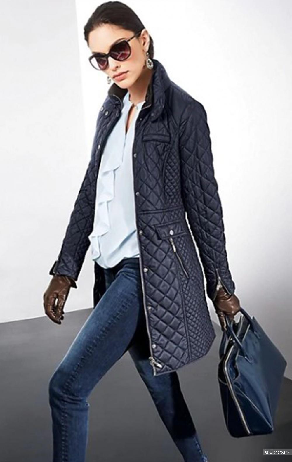 Стеганое пальто Madeleine, размер 36 (RUS 44-46)